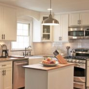 Cabinet Refacing & Refinishing